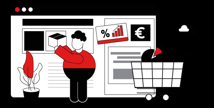 Desarrollo de webs de ecommerce