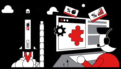 Fase de lanzamiento del servicio de desarrollo de software a medida